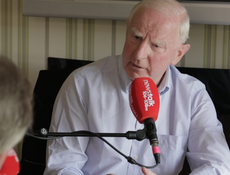 PODCAST: Listen to our exclusive interview with Pat Hickey