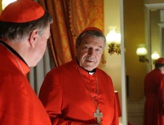 Pope's finance chief Cardinal George Pell faces sex abuse charges