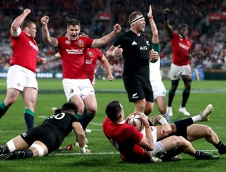 Lions Player Ratings: Warren Gatland's side take the series to a decider