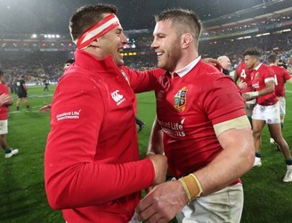 Jamie Heaslip: The Lions were rewarded for attacking space