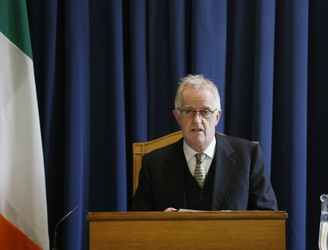 Disclosures Tribunal: Charleton urges anyone with evidence to perform 'patriotic duty' and come forward