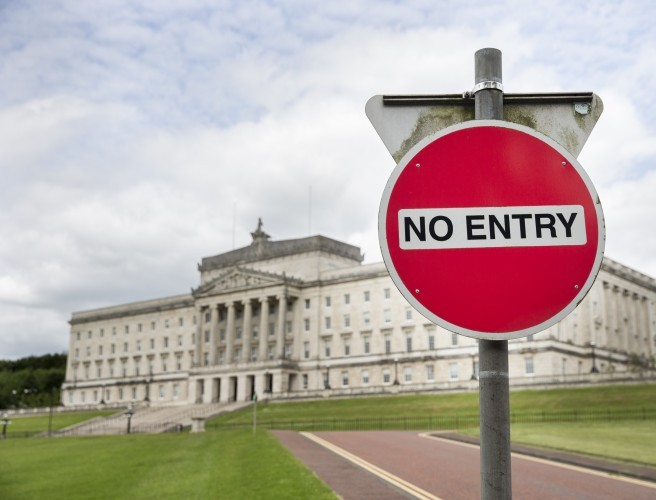Northern Ireland parties fail to reach Stormont deal over power-sharing