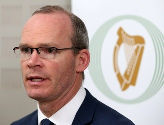 "Soft Brexit ""one clear way"" to avoid hard border - Coveney"