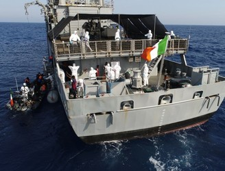 Cabinet approves plan for Irish navy to step up work in Mediterranean