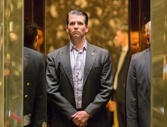 Donald Trump Jr 'did not tell father' about Russian lawyer meeting
