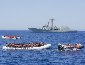 Irish Navy to join military mission in Mediterranean