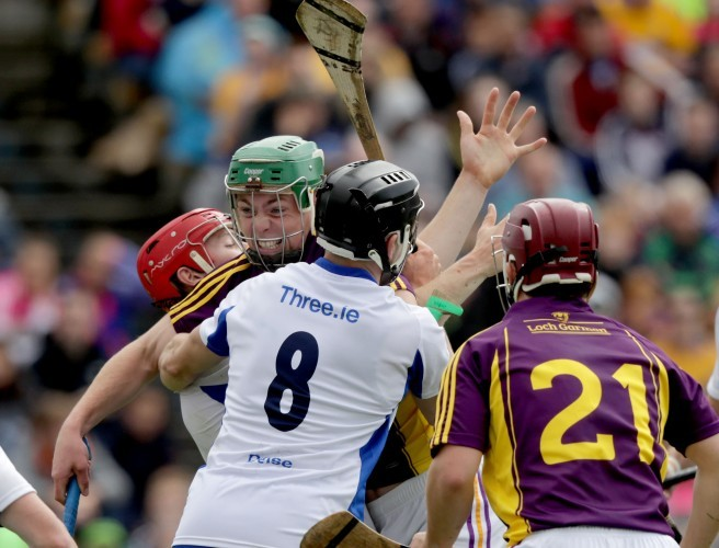 Wexford, Waterford, Aidan Nolan, hurling