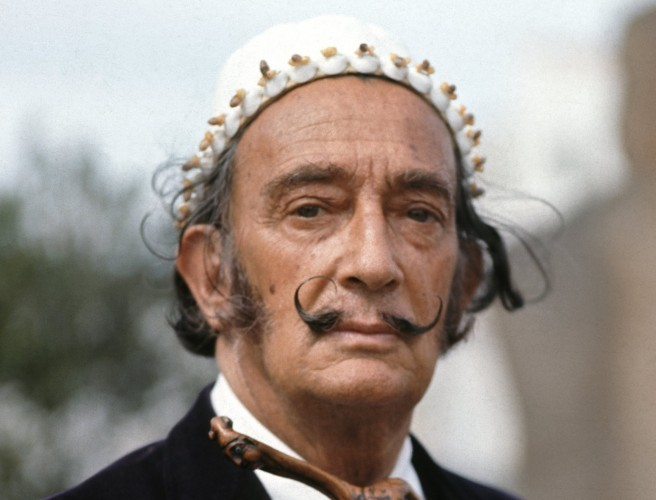 Surreal parentage - Remains of artist Dalí to be exhumed today
