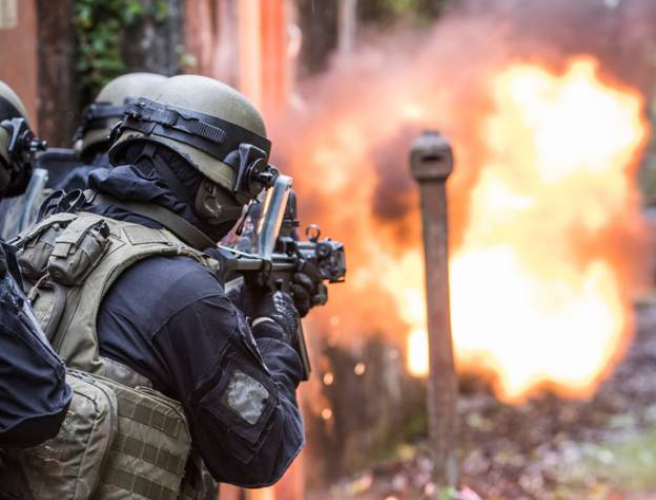 WATCH: New video shows Ireland's elite defence forces unit in action