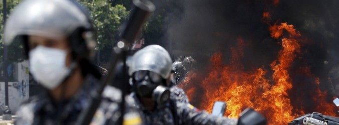 At least 10 people killed in Venezuela protests after controversial vote