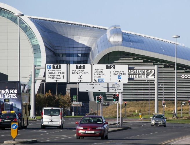 Over 345,000 people expected to travel through Dublin Airport this weekend