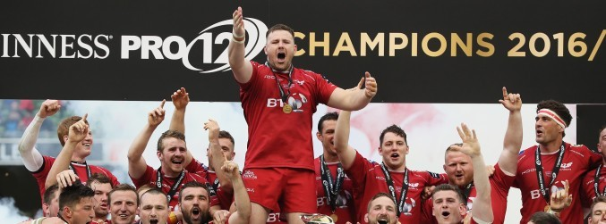 Gavin Cummiskey on the new PRO14: It's good for Irish rugby