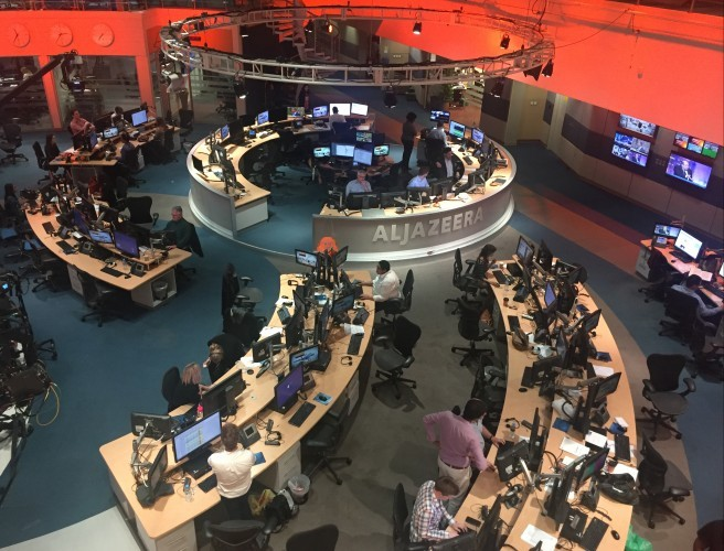 Netanyahu backs push to shut down Al Jazeera