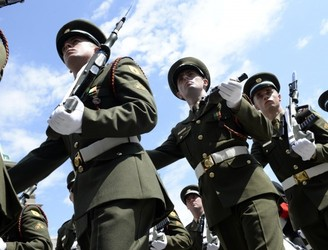 Concern over drop-off in Defence Forces numbers