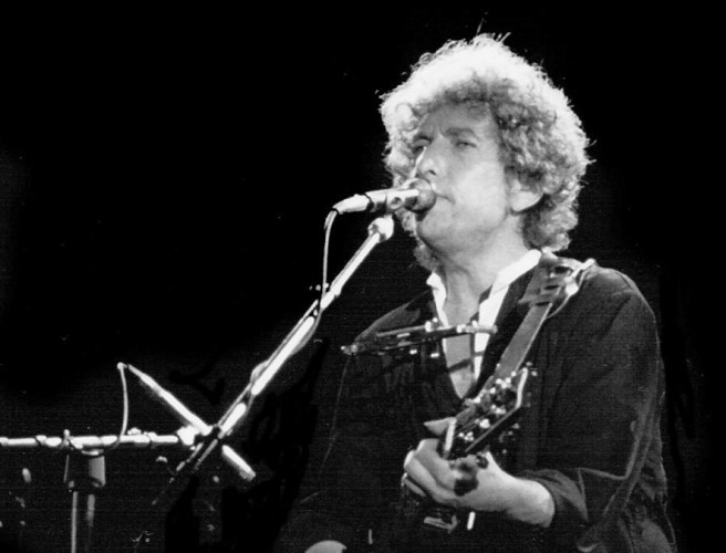Is Bob Dylan the Shakespeare of Song?