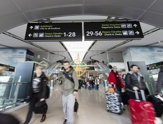 Dublin Airport sees busiest month in its 77-year history