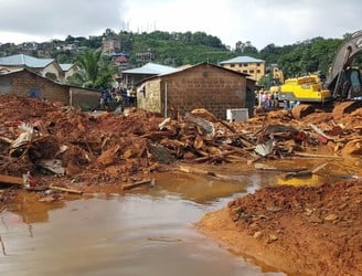 Ireland announces emergency funding for Sierra Leone following deadly mudslides