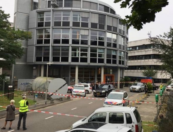 Man arrested following hostage incident at Dutch radio station