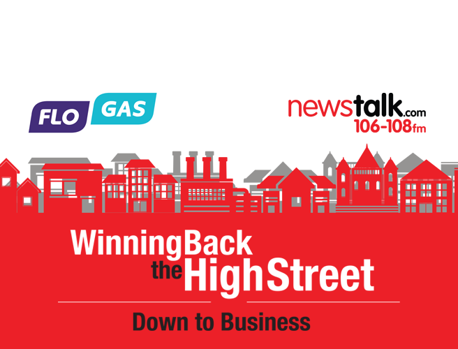 Winning Back The Highstreet is headed to Dott's Bar in The Rose Hotel Tralee, Co. Kerry