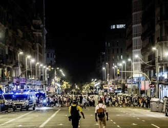 Driver of van in Barcelona attack may have been killed by police