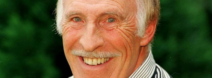 British TV presenter Bruce Forsyth dies aged 89