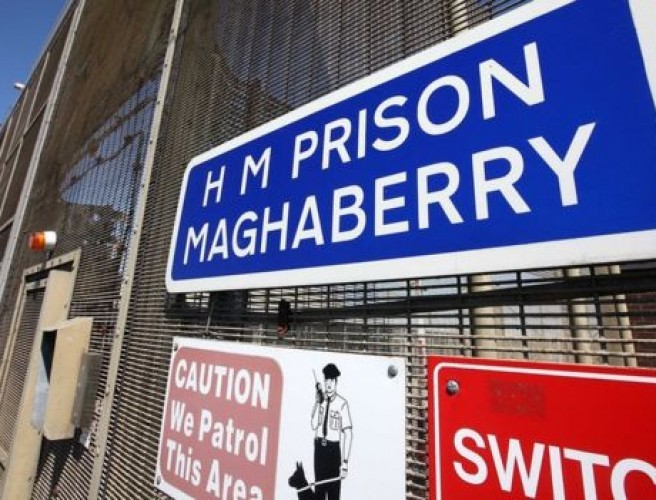 Three arrested over Maghaberry Prison drug trafficking