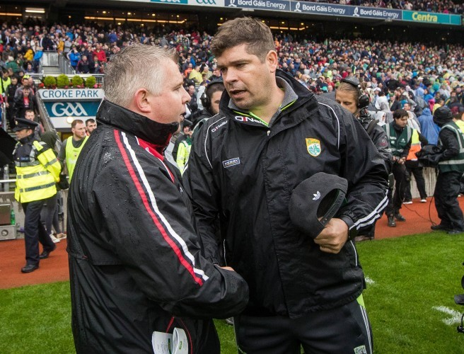 "Eamonn Fitzmaurice: ""I think you've got to give Mayo a lot of credit for the way they started"""