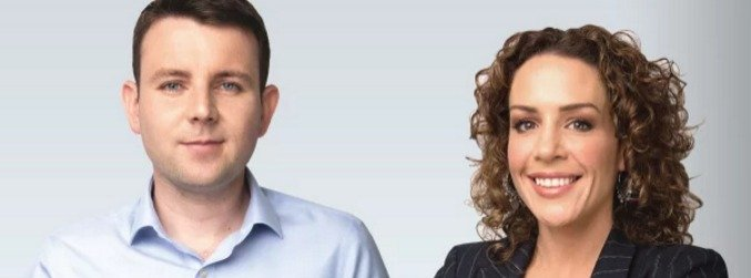 Communicorp announces new roles for Chris Donoghue and Sarah McInerney