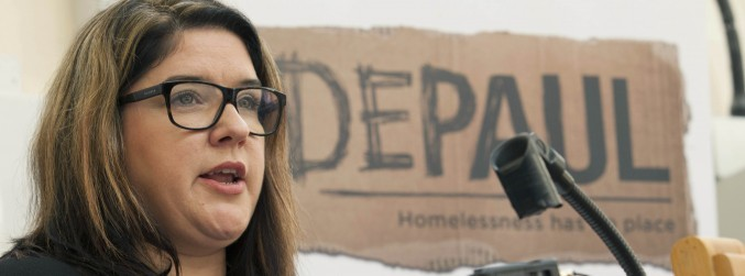"Depaul CEO: Current homelessness situation is ""the worst I've seen"""