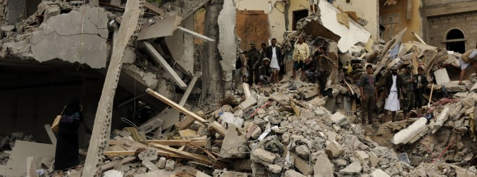 UN human rights chief slams 'shameful' international response to situation in Yemen