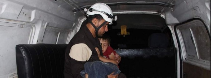 Members of Syria's White Helmets to receive the Tipperary Peace Prize