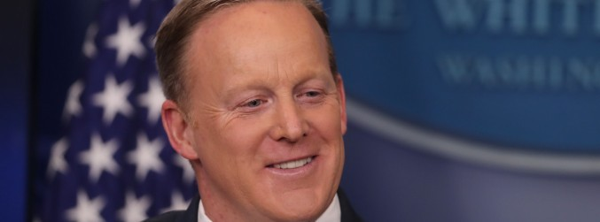 "Sean Spicer: ""I'm one of the most popular guys in Ireland"""