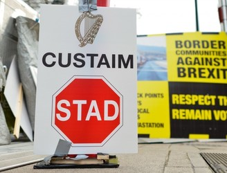Brussels tells London: It is your responsibility to keep Irish border unchanged