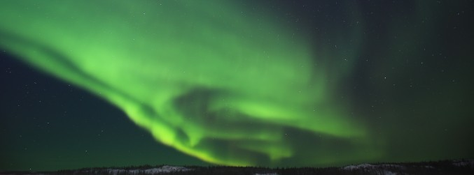 Look to the sky tonight and you might be able to see the Northern Lights