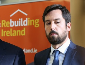 Housing Minister says 800 extra social homes will be built in 2018