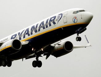 Up to 600 Ryanair flights cancelled over strikes by cabin crew in Belgium, Portugal and Spain