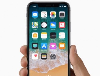Apple unveils its new iPhone X