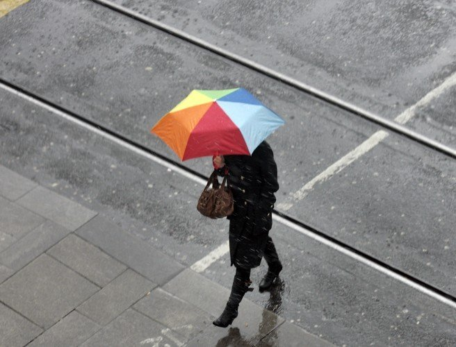 Wednesday's weather: A mostly dry day - some showers in the north