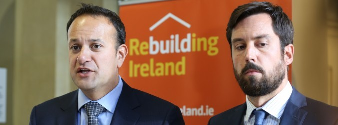 Housing crisis to top agenda at Fine Gael think-in