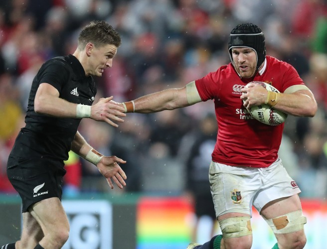 "Sean O'Brien: The Lions should have beaten the All Blacks ""comfortably enough"""