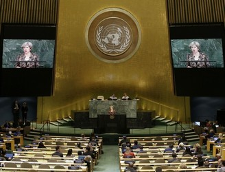 British Prime Minister urges UN reform