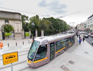 Opening date for Luas Cross City line revealed