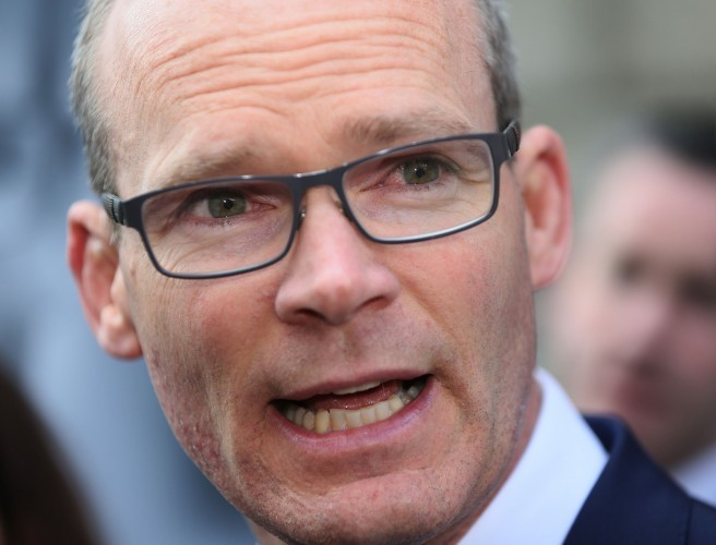 Coveney confirms Ireland's application for seat on UN Security Council
