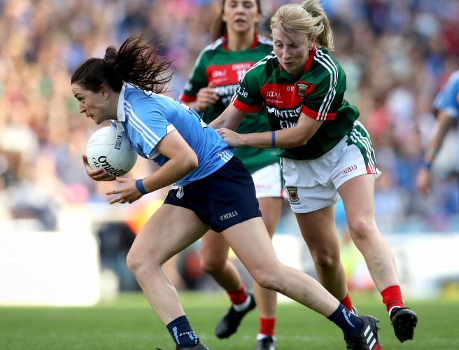 "Dublin's Sinead Goldrick: ""For us to get over the line today is a feeling that I'll never forget"""
