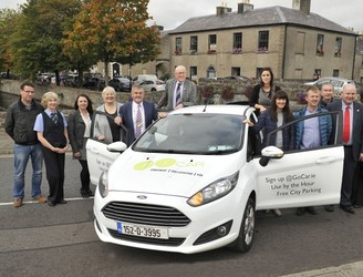 Car-sharing service GoCar expands to Mayo