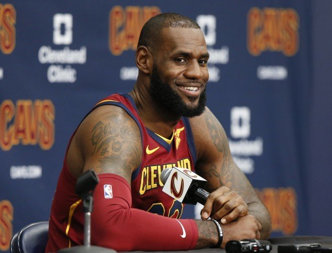 WATCH NBA legend Le Bron James takes aim at Trump over flag dispute