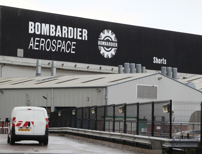 "Bombardier ruling a ""hammer blow"" for workers in the North"
