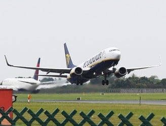 "UK aviation authority takes ""enforcement action"" over Ryanair cancellations"
