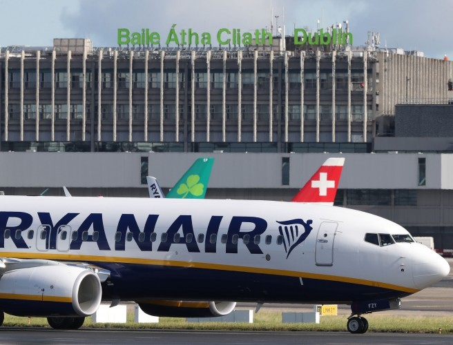 Ryanair may hire planes and draft in crew to handle strike action