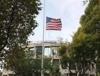 US embassy Dublin invites messages of support over Las Vegas attack